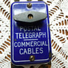 Before The Telephone, There Was Western Union &amp; Postal Telegraph