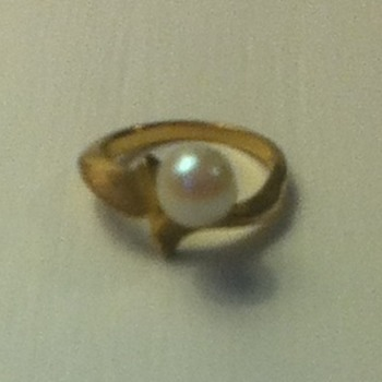 Pearl Ring - Fine Jewelry