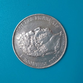 1846 francs - World Coins