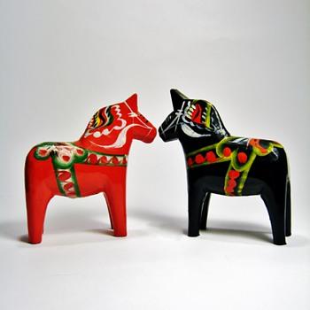 AKTA DALAHEMSLOJD - SWEDEN - Folk Art