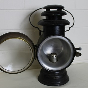 Carbide lamp for Kydur