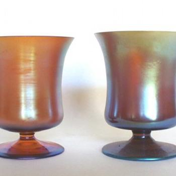 WMF MYRA GLASS-- FIND IT UNDER STEUBEN! - Art Glass