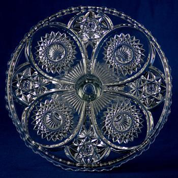 Duncan & Miller Glass Co. #63 Homestead c1904 - Glassware