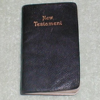 1948 New Testament Pocket Bible