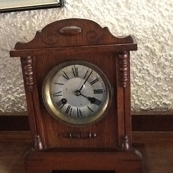 My beautiful old clock