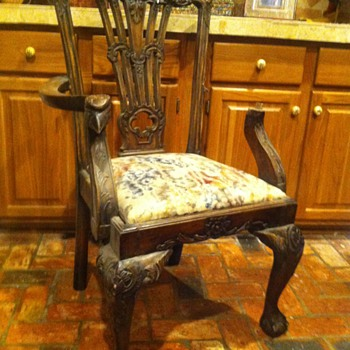 Eagle arm chair - Furniture