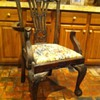 Eagle arm chair