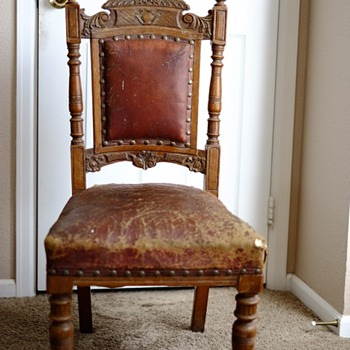 Need help to identify this chair