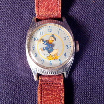 1949 Donald Duck - Wristwatches