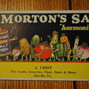 Morton's Salt Ink Blotter