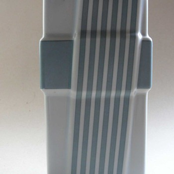 rosenthal studio line vase.... 1980s