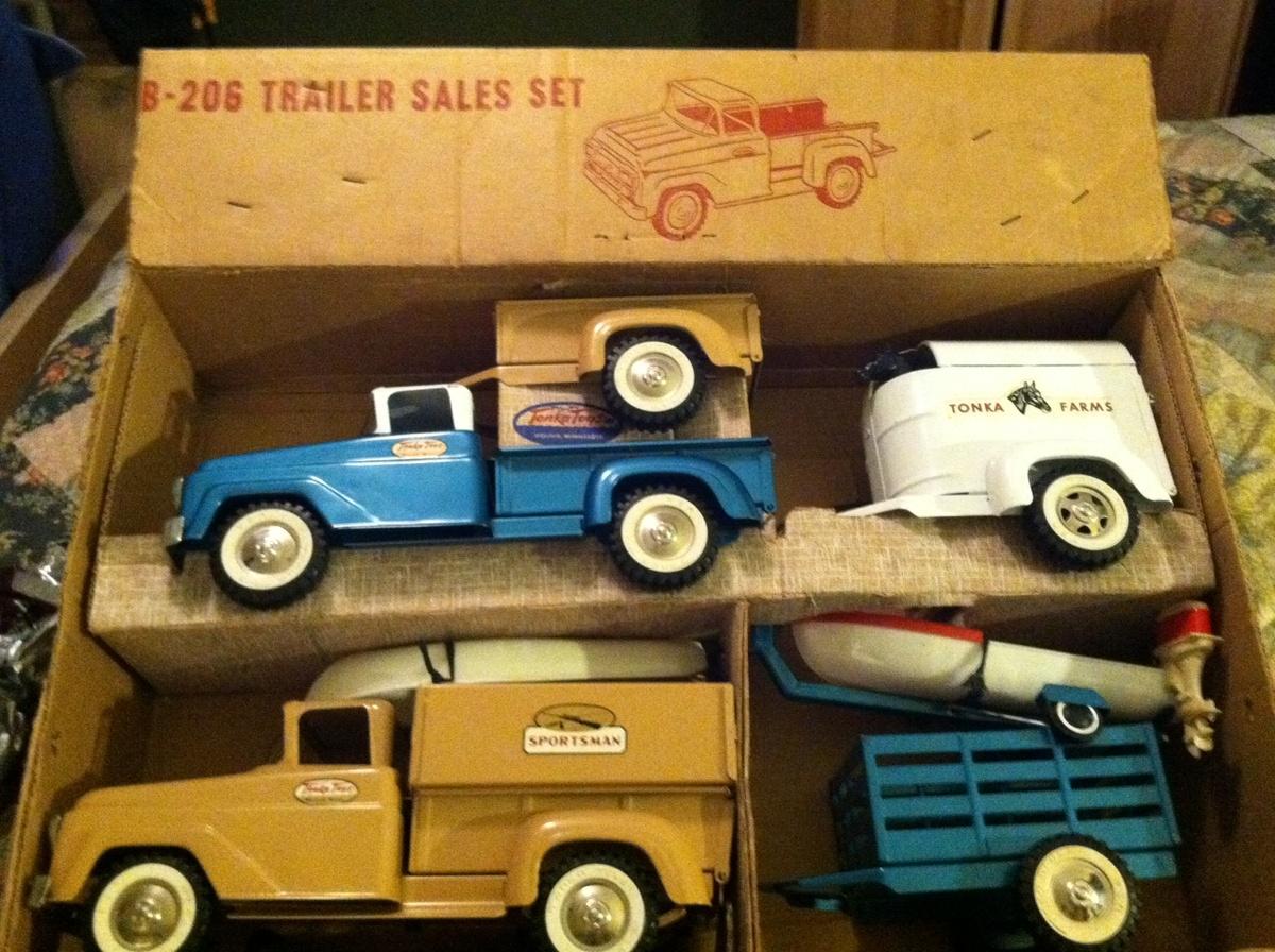 vintage tonka trucks : Collectors Weekly