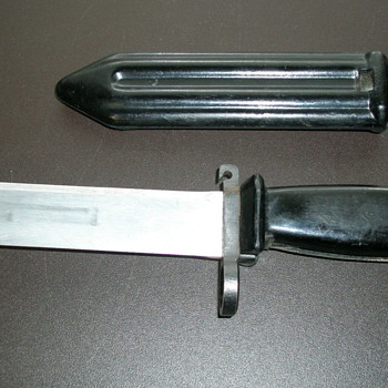 Unknown Bayonet - Military and Wartime