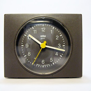 DIETRICH LUBS FOR BRAUN - GERMANY - Clocks