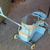 Just like my brothers old stroller!