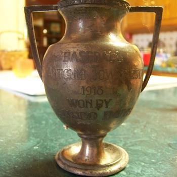 Antonio Townfest Trophy