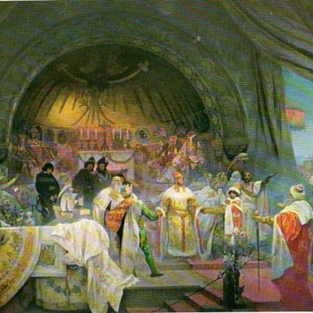 MUCHA: THE SLAV EPIC: II - Art Nouveau