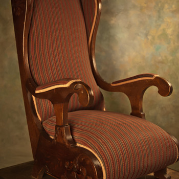 Drive by Victorian Chair