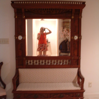 Hall Tree - Furniture