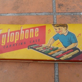 Child's Xylophone  - Toys