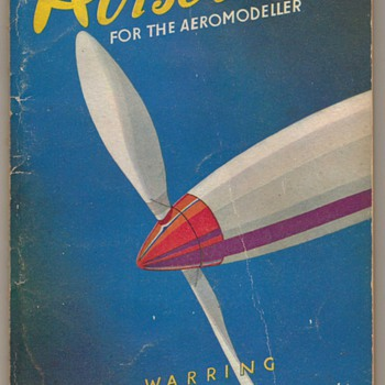 1942 - Airscrews for the Aeromodeler
