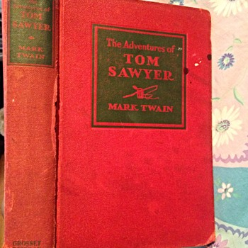 The Adventures of Tom Sawyer by Mark Twain - Books