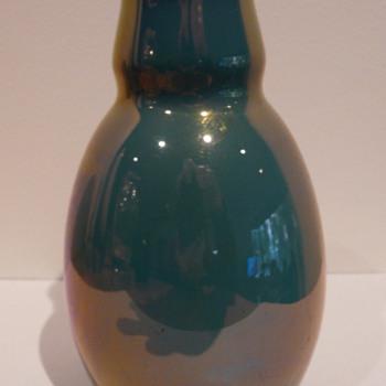 My St Lukas Lustre Vase - Pottery