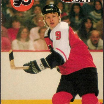 1990 - Hockey Cards (Philadelphia Flyers) - Hockey
