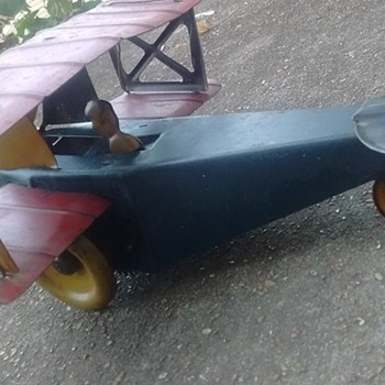 Girard Windup Plane