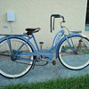 My 1950 Schwinn restoration bike before.