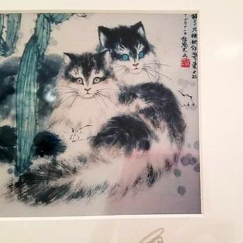 Here... Kitty Kitty Kitty - Asian