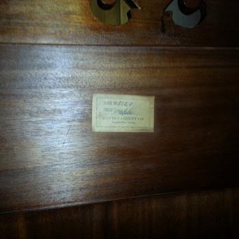 Davis Cabinet Company Bed - Furniture