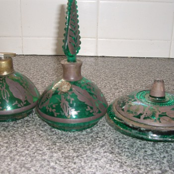PERFUME SET - Bottles