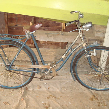 Durkopp Diana Bicycle early 1900s?