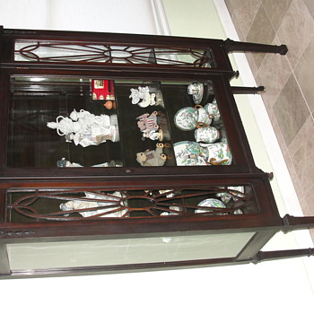 Curio Cabinet - Furniture