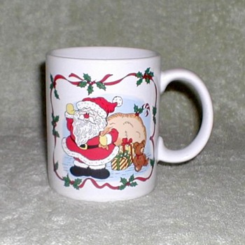 Santa Claus Coffee Mug - Christmas