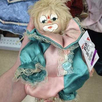 What is this doll? - Dolls