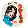 More Philadelphia High School Graduation Pinbacks