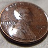 1979 - D Lincoln 1 C Penny - Clear gloss or error from Denver Mint?