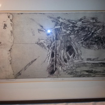HELP WITH ETCHING ARTIST - Visual Art
