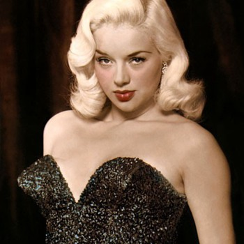 Another Diana Dors Glamour Photo - Movies