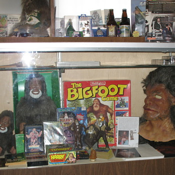 &quot;Bigfoot collection&quot; - Toys