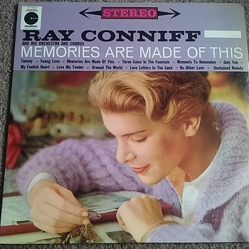 Mr. Ray Conniff....