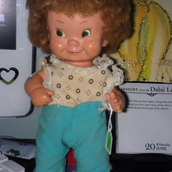 Does anyone know anything about this doll
