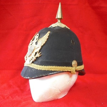 U.S. Army Model 1881 Dress Helmet - Military and Wartime