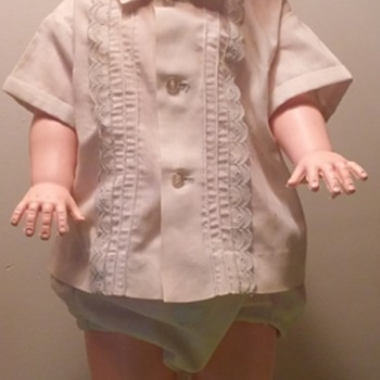 "23"" Jumbo Barbie Doll - P M Sales Inc 1966 AE17"