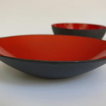 herbert krenchel krenit bowls - Mid-Century Modern