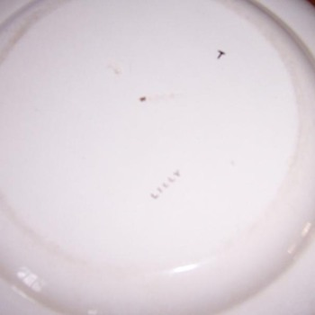 1800's Wedgwood Lilly?   - China and Dinnerware