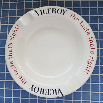 Viceroy Ashtray