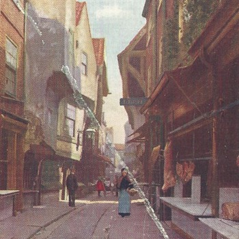 THE SHAMBLES, YORK. - Postcards